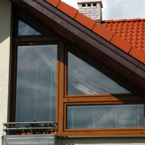 Realizacje - niestandardowe kształty okien