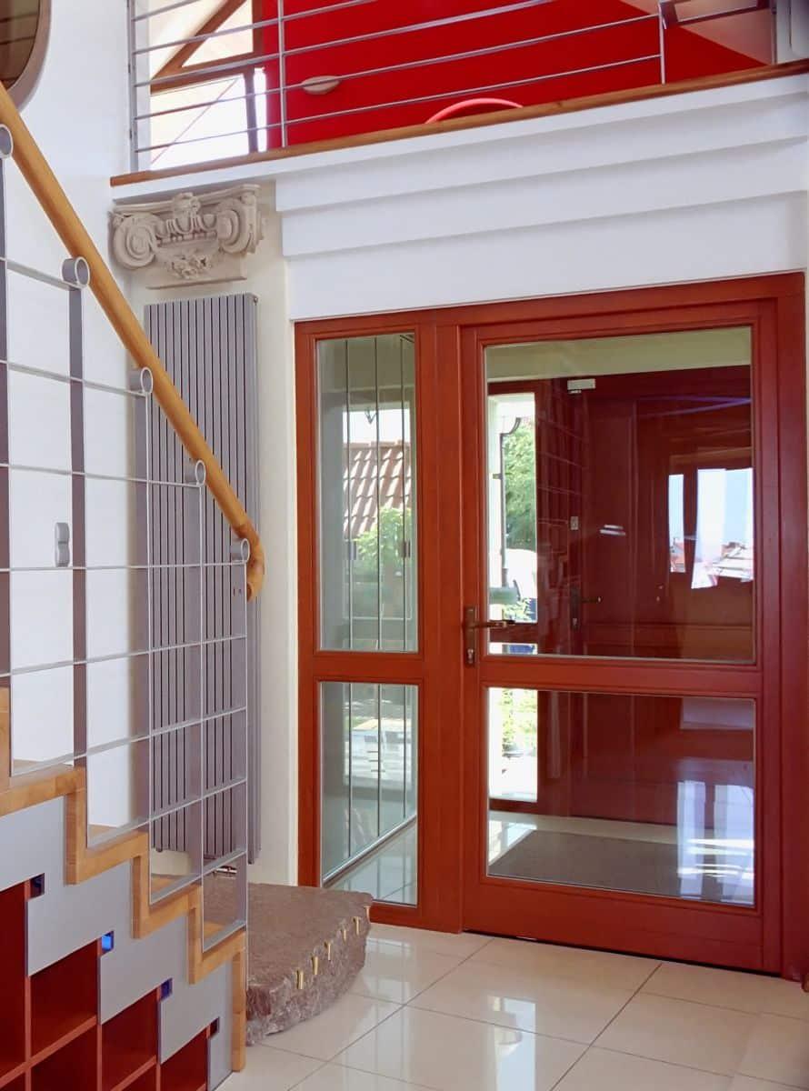 Dom Pokazowy - wnętrze - drzwi