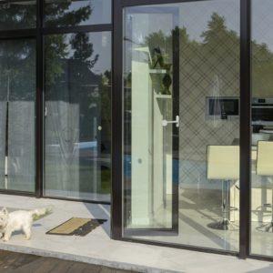 Okno aluminiowe MB 45