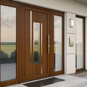 IGLO 5 drzwi PVC