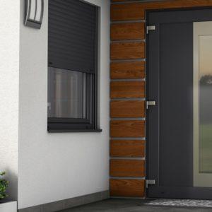 IGLO Energy drzwi PVC
