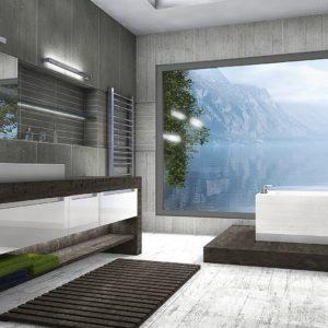 Okno aluminiowe MB 70 HI